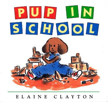 pup-in-school